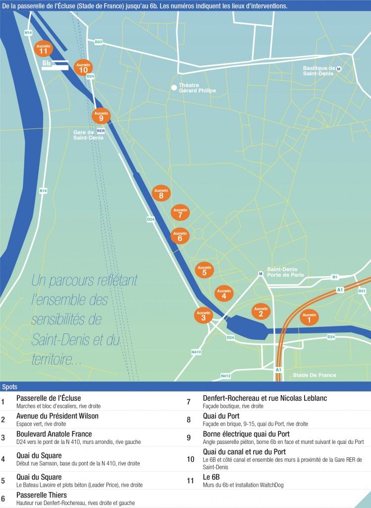 Parcours Aucwin-plan