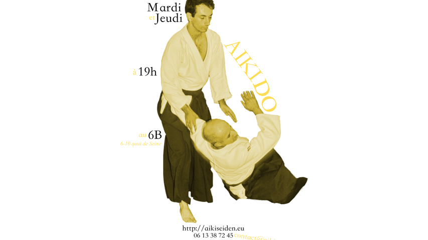 cours aikido